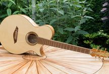 """""""Holy Guitars"""" HGGS 2015 / Unique instruments specially built for The Holy Grail Guitar Show 2015."""