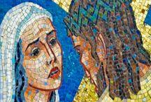 Mary Mother of God/Goddess /feminine love