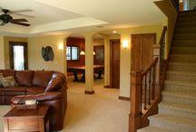 Emerald Residence / Custom designed home built in Cedarburg, WI.
