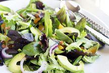 Salads / by Janet Salonen