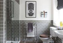 Bathroom ideas / Re designing bathrooms, get some ideas together