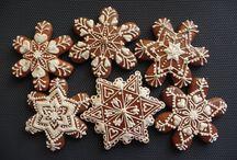 perníčky / vánoce