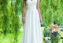 Fiori Sweetheart Gowns