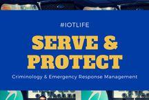 Criminology & Emergency Response Management (CERM)