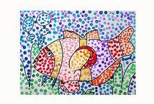Pointillism Kids