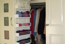 Organizar hogar / Organizador para armario ropero