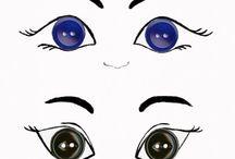 Bábiky - očká