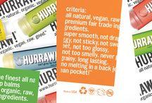 Hurraw! / Biologische lipverzorging, natural lip balms