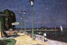 Istvan Boldizsar Paintings