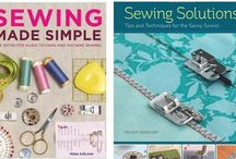 Sewing adventures books