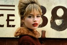 Inspiration: Hitchcock Blondes