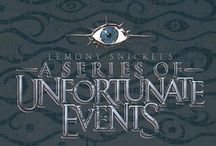A Series of Unfortunate Events, Baudelaire orphans