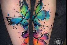 Butterfly tattoos / #Butterfly #Tattoo #Tattoos #Tattooed #Skinart #Tat #Tattooart #Art #Design #Tattoodesign #Tatooisme #Tattooism #Ink #Inked