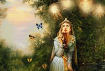 Fairy and fantasy / by Michelle Krantz Luna