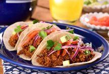 Tacos de chilorio y receta