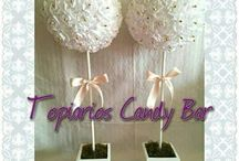 Topiarios Candy Bar