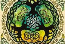 The Tree of Life / Religion - spirituality - Esoteric