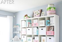 Home office/ Craft room