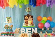 Birthday & Party Ideas / by Natasha Waith