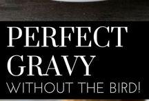 Gravy and Sauces