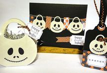 Halloween treats and cards / by Michele Dye-Thompson-Yates