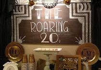 Party: Roaring 20's Theme