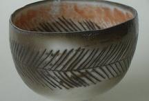 CERAMICS: Pinch bowls
