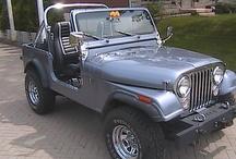 Jeep CJ / Ref for mine