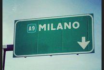Stylish Milan / Be Inspired...