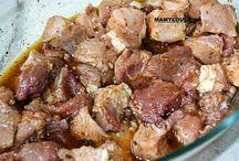 Marinade pour porc