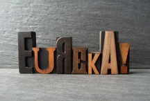 Eureka Springs — Treasure in Clay / Novel Inspiration Board