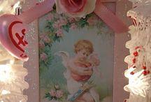 Valentine Crafts & Decor