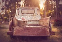 Vintage Car/Truck Photoshoot