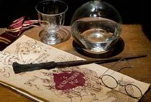 Mi colección Ravenclaw / Todo lo que tenga que ver con Harry Potter.
