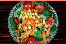Vegetarian + vegan travel