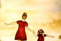 Ibu&Putrinya
