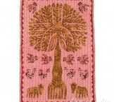 Tree Of Life / We have an extensive selection of Tree of Life cutwork and screen printed tapestries. The Tree of Life is a significant symbol in Indian culture, alluding to the connectivity of all life on this planet.
