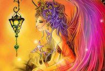 Art / Kleurrijk