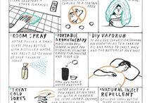 Essential Oils / by Gayla Kraus