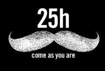 25hours Movember / 25hours Hotels unterstützen Movember und spenden für jedes Mo-Bild aus unseren Hotels.