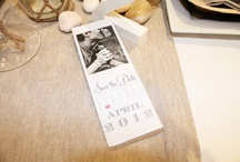 Photo Strip Frame Ideas / There is so much more you can cover when you hire a photo booth. Get your self some photo strip frames that can double up as name place holders and triple up as wedding favours