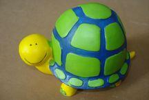 Tartarugas da Apolar / Coleção de tartarugas da Apolar Imóveis