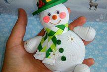 om de zăpadă 2