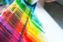 Art -- Crayon Melting