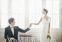 Elegant prewedding