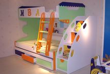 Bunk Beds / by Jess T