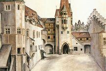 Dürer, Albrecht (1471-1528, German renaissance painter & engraver)