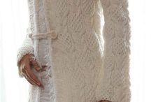 tops, sweaters knit/crochet