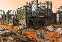 Stacja na Marsie