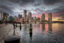Boston / by Mary Simmons